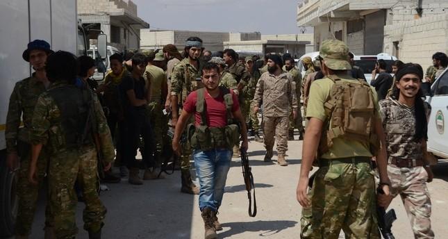 درع الفرات.. تحرير 10 قرى جديد من التنظيمات الإرهابية شمالي سوريا