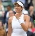 Muguruza storms to second Wimbledon final