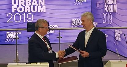 Ankara, Moscow municipalities sign coop protocol
