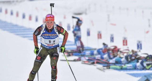 Laura Dahlmeier schreibt Biathlon-Geschichte