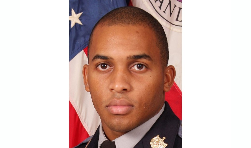 Officer Ryan Macklin (Photo courtesy of Prince George's County Police Department)