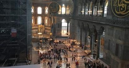 Hagia Sophia welcomes 31M visitors in 12 years