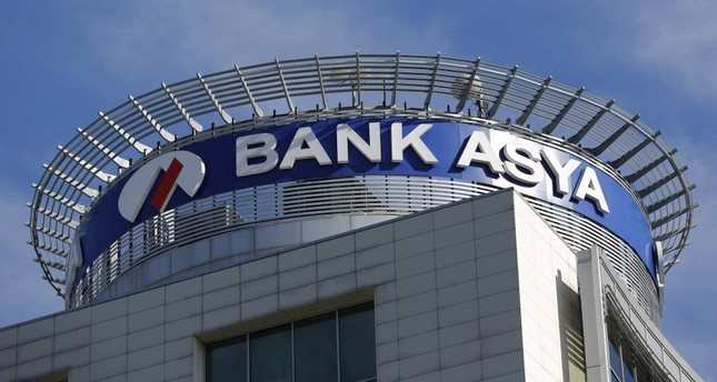Bank Asya was taken over by the Saving Deposit and Insurance Fund (TMSF) in 2015 and its banking permit was canceled.