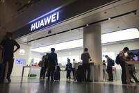 US begins issuing licenses for companies to supply 'non-sensitive' goods to Huawei