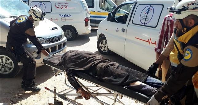 اتصالات أممية مع ضامني آستانة بشأن القصف الجوي لإدلب السورية