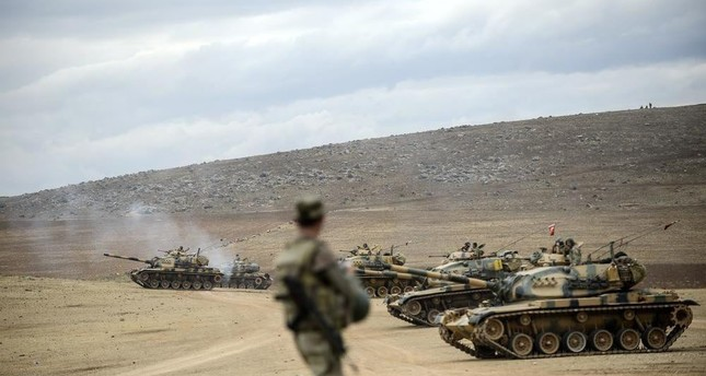 Turkey says 150 soldiers and up to 25 tanks are stationed in Bashiqa to protect Turkish servicemen training Iraqi volunteers to fight Daish