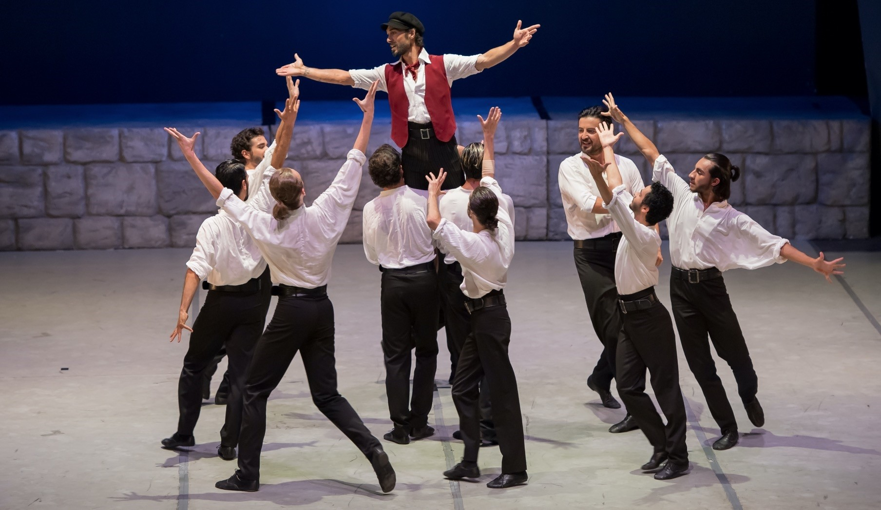 The world-renowned ballet u201cZorba The Greeku201d will kick off the festival.