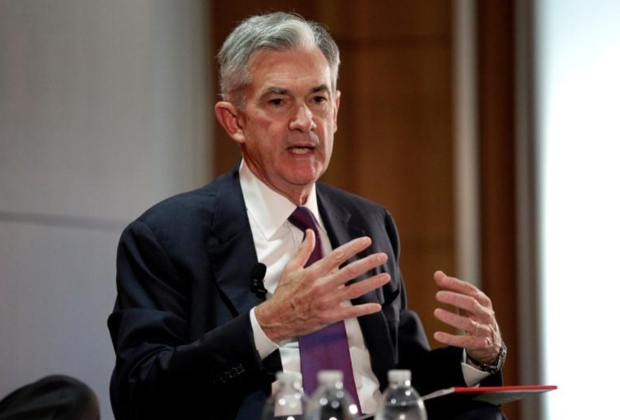 Federal Reserve Board Governor Jerome Powell discusses financial regulation in Washington, U.S., October 3, 2017. (Reuters Photo)