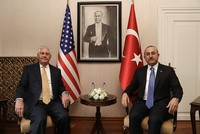 US will 'work on' its Manbij promises given to Turkey, Tillerson says