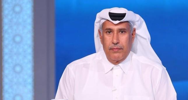 حمد بن جاسم: دول قريبة خلف ما يحدث في الأردن حاليا