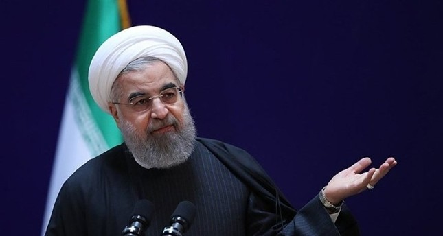 US will pay 'high cost' if it scraps Obama-era Iran deal, Rouhani says