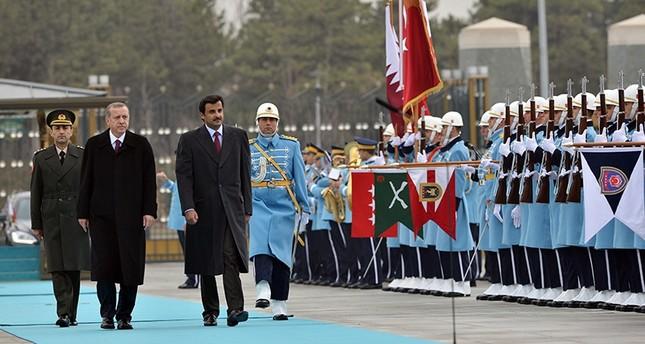 أمير قطر يتوجه لتركيا اليوم في ثالث زيارة خلال 5 شهور