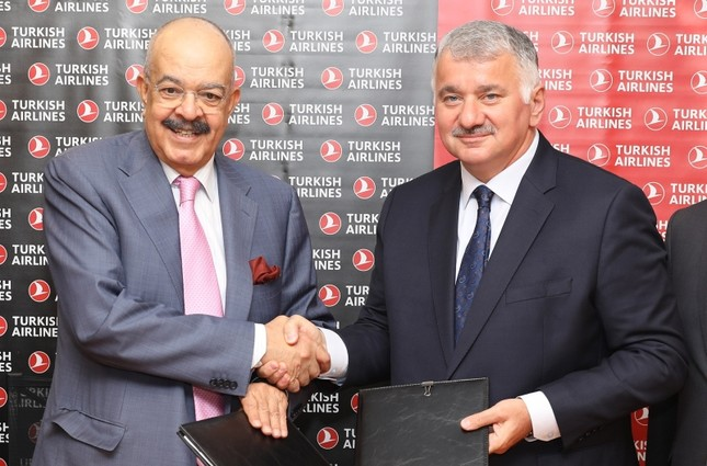 Turkish Airlines, Kuwait Airways sign code-share deal