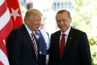 Turkey, US could build an atmosphere of mutual trust to end political stalemate