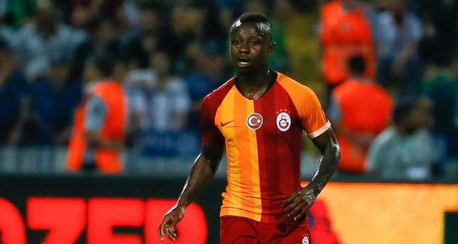 Galatasaray's most expensive player, Jean Michael Seri.