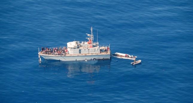 German NGO ship enters Italian waters, defying ban - Daily Sabah