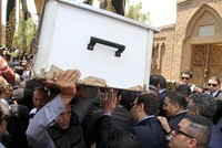 Egypt executes 9 over murder of top prosecutor