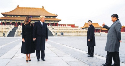 Japan caught between US-China rivalry