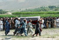 Letter alerted Afghan officials of civilian workers prior to US drone strike