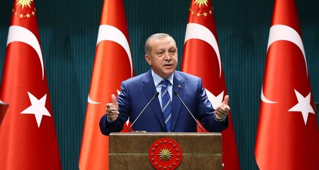 Terrorist organizations formed to harm Islam, Erdoğan says