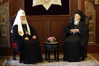Moscow Patriarchate snubs Istanbul over Ukraine row
