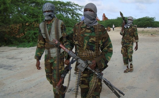emal-Shabab fighters (AP Photo)/em