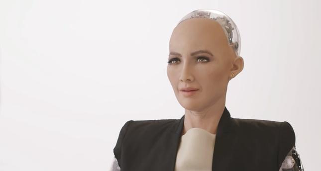 emSource: Hanson Robotics / Youtube/em