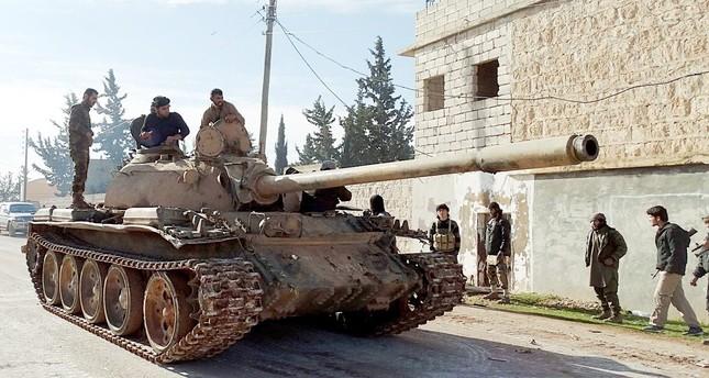 هيئة تحرير الشام تشن أعنف هجوم منذ سنوات على بلدتي نبل والزهراء