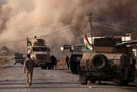 US-led coalition won't partner with Rojava Peshmerga in Syria, coalition says
