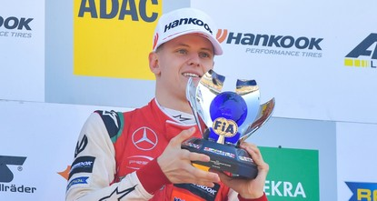 Next stop F1? Mick Schumacher can be one of the greats