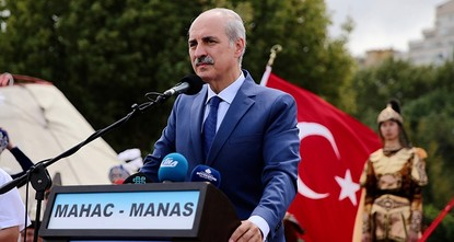 pTurkey wants to diversify its tourism market to reach $50 billion in annual income by 2023, Culture and Tourism Minister Numan Kurtulmuş said Wednesday./p