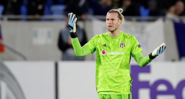 Karius of Beşiktaş