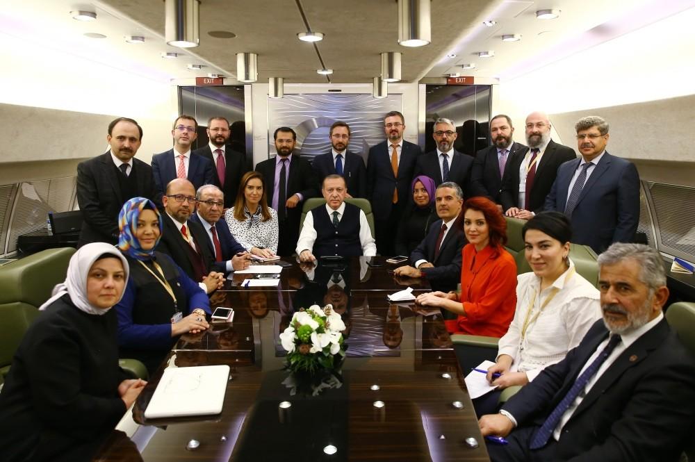 President Erdou011fan said the sole cause of the visa crisis between Ankara and Washington was outgoing U.S. envoy John Bass