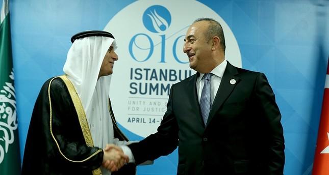 وزير الخارجية التركي يبحث هاتفياً مع نظيره السعودي قضايا إقليمية