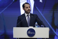Finance Minister Albayrak: Dollar losing credibility in international trade