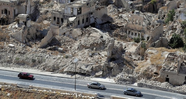 US suspends financing for Syria stabilization projects