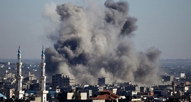 الطائرات الإسرائيلية تقصف أهدافا شمال قطاع غزة