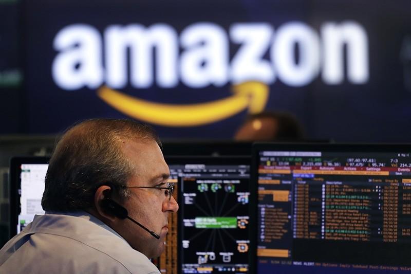 A Nasdaq employee monitors market activity Tuesday, Sept. 4, 2018, in New York. (AP Photo)