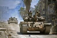 مصادر: حشودات ضخمة للنظام السوري تمهيداً لعملية عسكرية جنوبي البلاد
