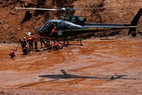 Death toll rises to 121 in Brazil dam disaster, 226 still missing