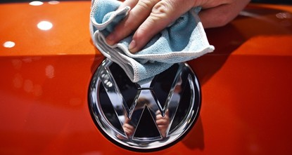 Fish distributor Deutsche See is suing Volkswagen for misrepresenting a fleet of vehicles it leased as environmentally friendly, becoming the first major German customer to sue Europe's biggest...