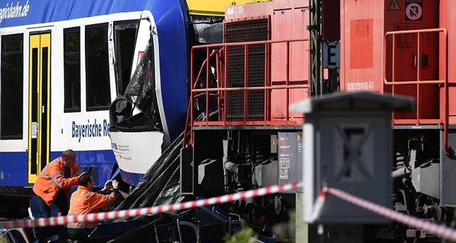 4 dead, 14 injured after 2 train accidents in Germany - Daily Sabah