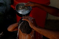 Water becomes gold as Venezuelans suffer severe shortages