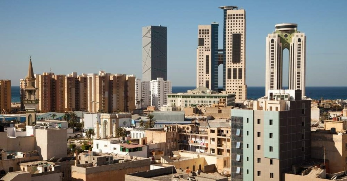 With projects worth $28.9 billion, Libya has been the third country where Turkish contractors undertook the most number of projects to date although a majority of them have not been completed due to internal turmoil in the country. (iStock Photo)