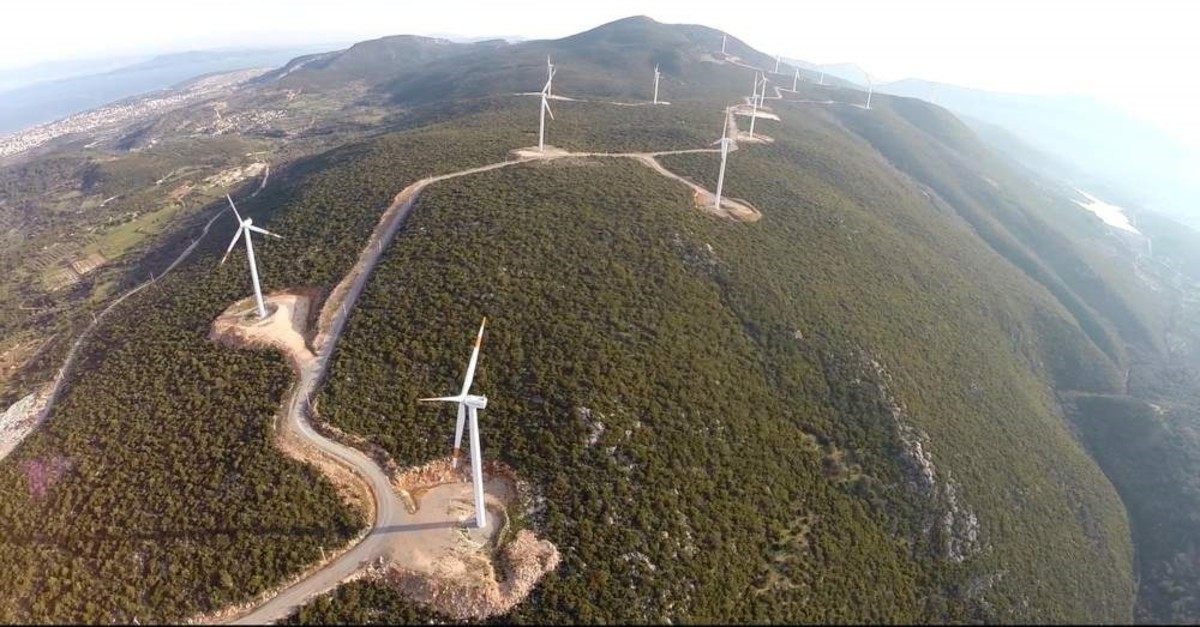 With the new tariff plan, Turkish electricity consumers will be able to fully utilize renewable sources in accordance with the commitment to reduce carbon emissions in power generation. (DHA Photo)