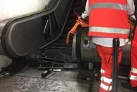 Rom: Mehr als 20 Verletzte bei Rolltreppen-Unglück