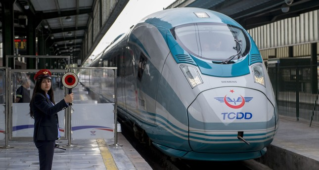Network of speed railway lines to cover all Turkey