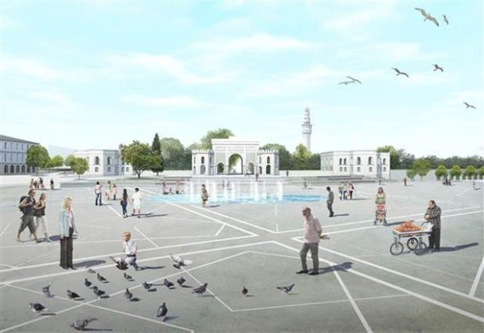 Istanbul's historic Beyazıt Square to get a facelift