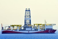 Turkey's first drilling vessel Fatih to launch deep-sea operation in Mediterranean this week