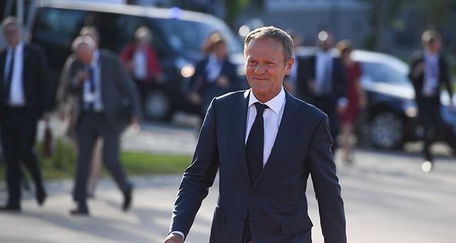رئيس مجلس أوروبا دونالد تاسك